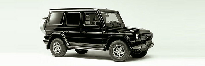 G-Class Cross Country Vehicle Drive System & Chasis G-Guard